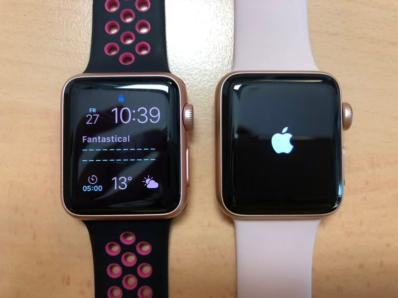 Vergleich: Apple Watch Series 1 vs. Series 3